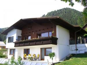 Ferienwohnung Haus Jeller südansicht