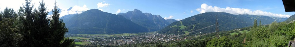 Panorama Lienzer Dolomiten