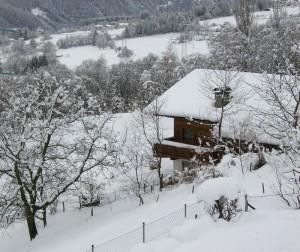 Lienz im Winter